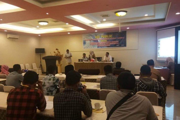 DPRD Maluku lakukan uji publik Raperda pengelolaan pemerintahan berbasis TI