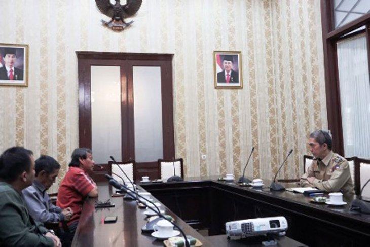 Konstruksi Masjid Agung Kota Bogor diaudit Kementerian PUPR