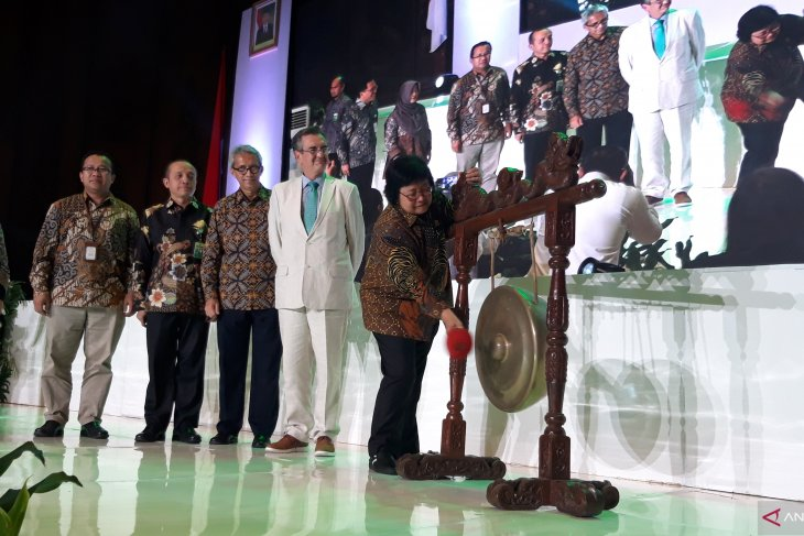 GGPR study assists Indonesia's green growth: Environment Minister