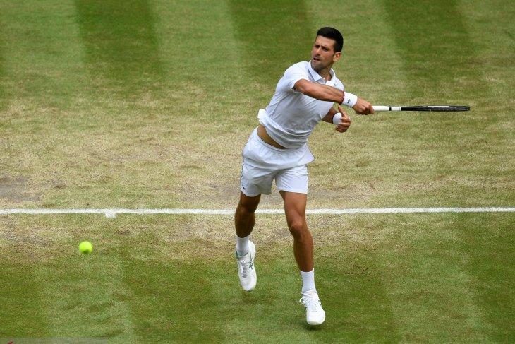 Djokovic pastikan posisi di semifinal ke-9