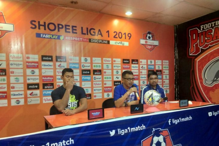 Pelatih PSIS Semarang akui pemainnya kurang konsentrasi
