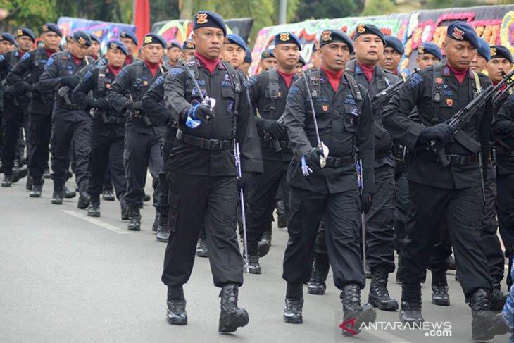 HUT Bhayangkara Polda Aceh