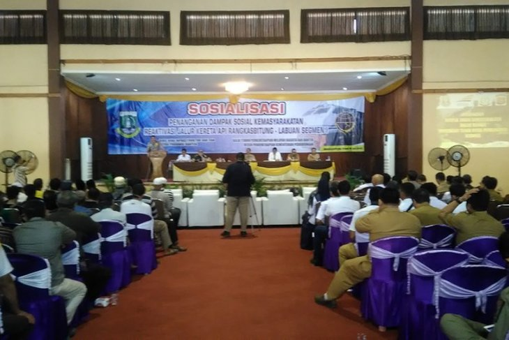 Reaktivasi jalur KA Rangkasbitung-Labuan dorong tumbuhkan ekonomi