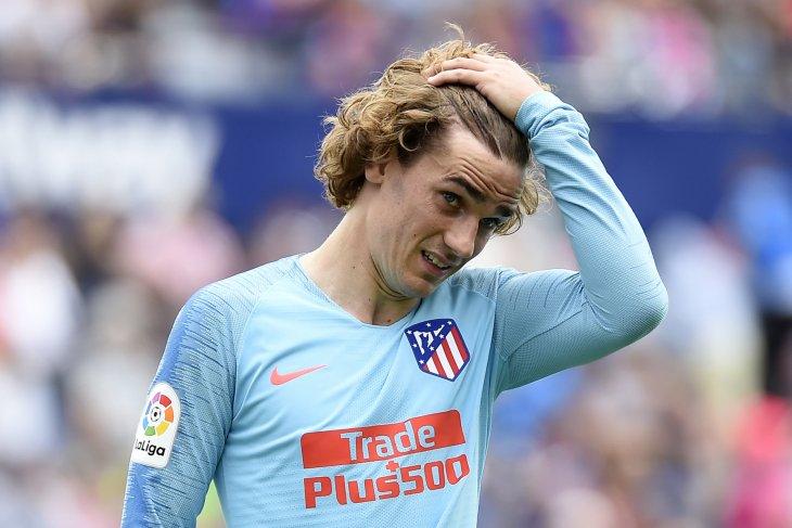 Perkenalan  Griezmann di Barcelona akan dilakukan tanpa suporter