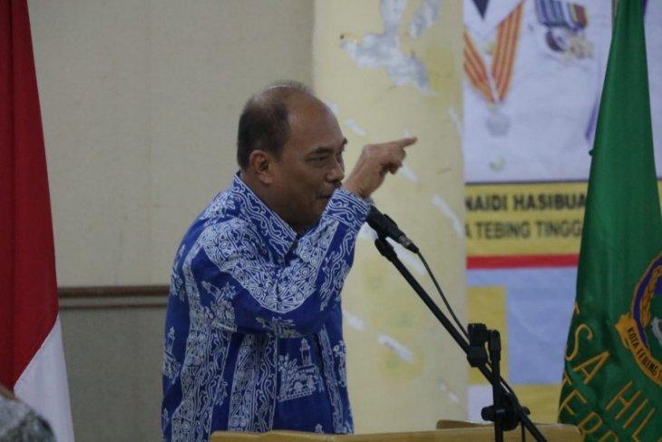 Wali Kota Tebing Tinggi ingatkan OPD jangan anggap enteng kearsipan