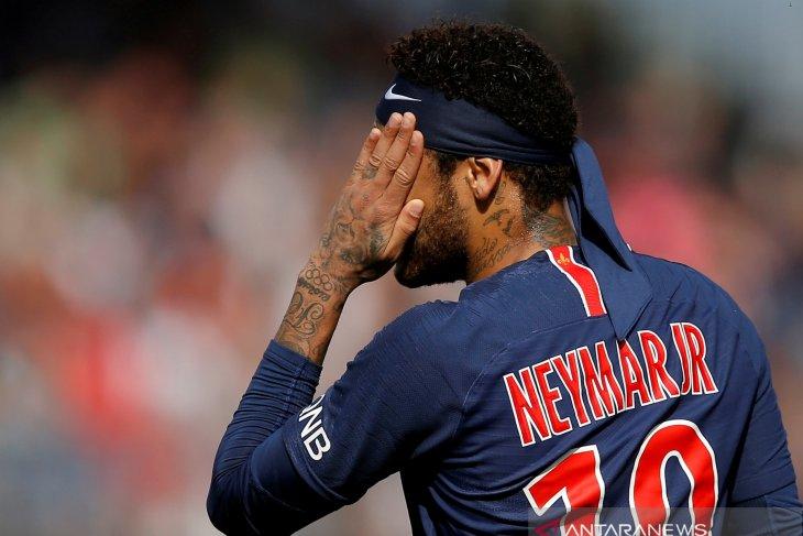 Neymar ikut PSG tur ke China