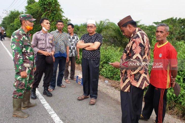 Bupati minta BNPB bantu alat pemadaman api di Aceh Barat