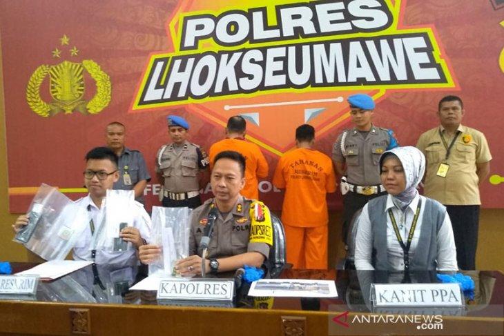 Diduga pelecehan belasan santri, Polisi tangkap oknum pimpinan pesantren