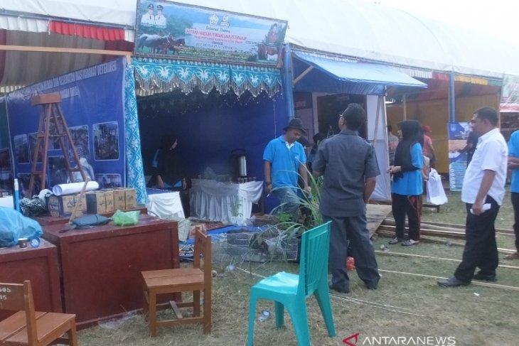 Delapan daerah tidak buka stand pameran di Expo Ternak Abdya