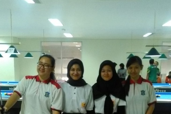 Tim biliar Surabaya penuhi target dua emas porprov