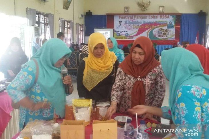 Pemerintah Kabupaten Bangka Tengah gelar Festival Pangan Lokal