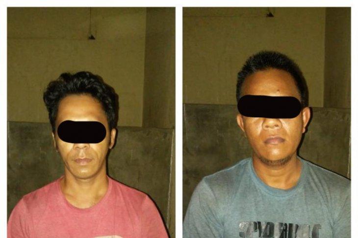Dua pencuri di toko mainan diringkus Polsek Banjarmasin Selatan