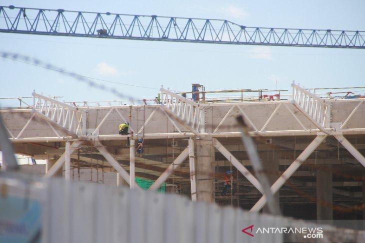 Pembangunan Bandara Syamsudin Noor