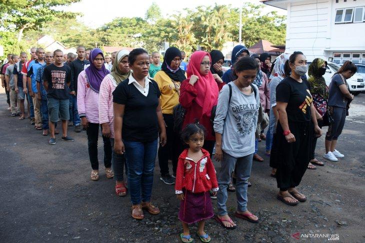 Malaysia Deportasi 80 Pekerja Migran Indonesia