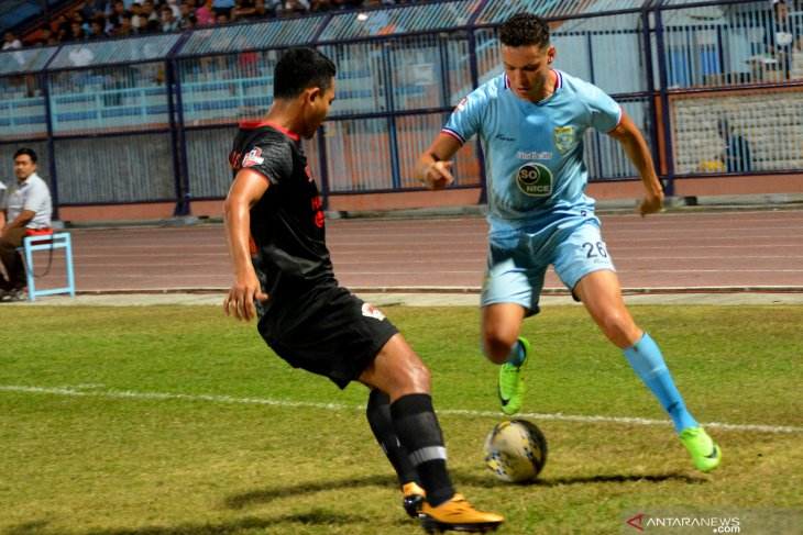 Persela kalahkan Kalteng Putra 3-0