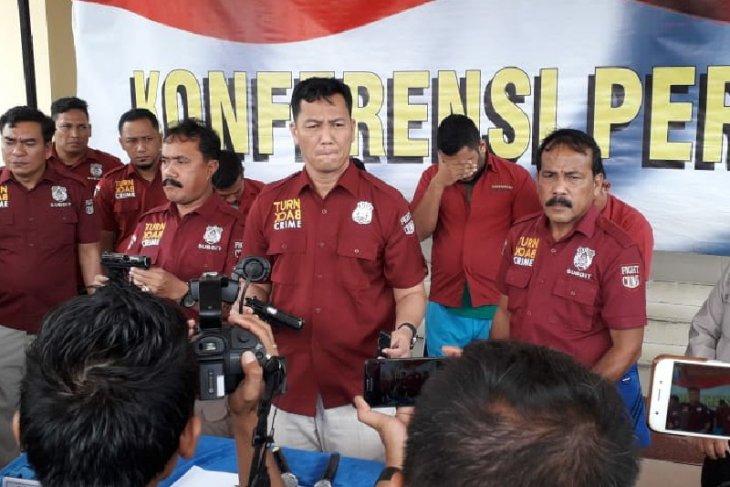 Polda Sumut tangkap enam pelaku perampokan mengaku anggota Polri