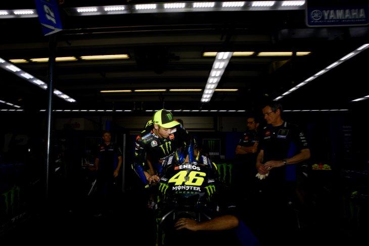 Rossi dan Vinales siap uji purwarupa Yamaha M1 2020