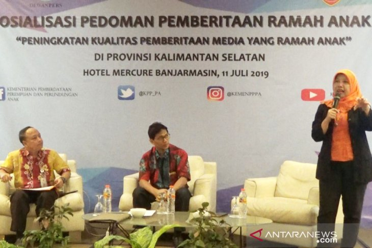 Ministry asks press to avoid reporting children vulgarly