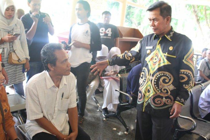 Wali Kota Serang tinjau tempat pelayanan dan pokja wartawan