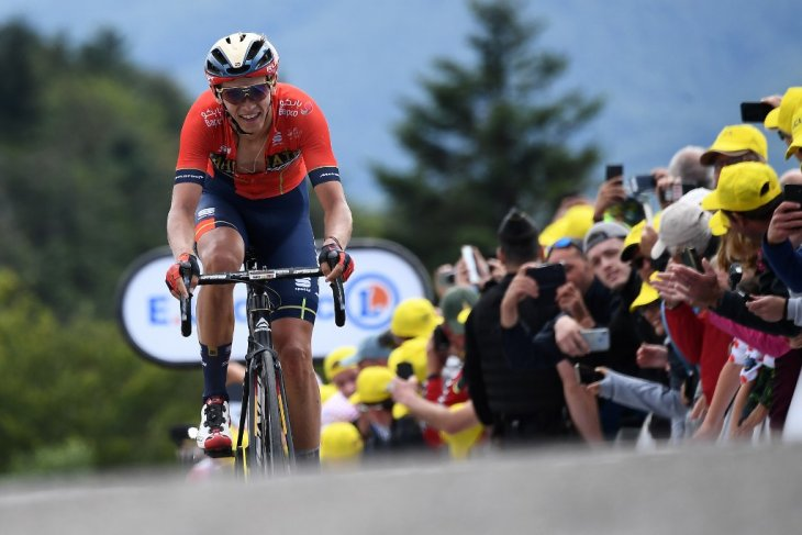 Dylan Teuns, juara etape keenam Tour de France