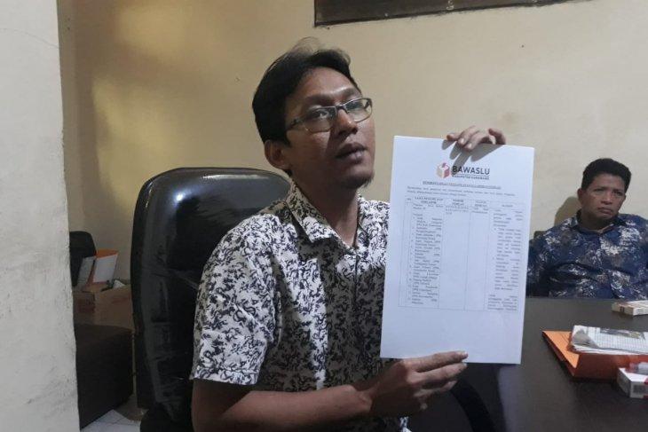 Bawaslu Karawang tidak temukan unsur pidana jual beli suara Pemilu 2019
