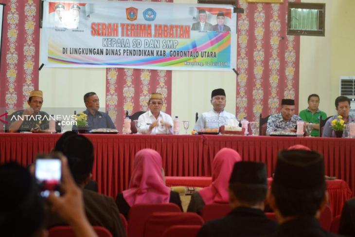 Pemkab Gorontalo Utara fokus tingkatkan kesejahteraan guru