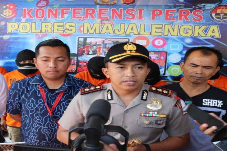 Polisi tembak dua buronan kasus pencurian