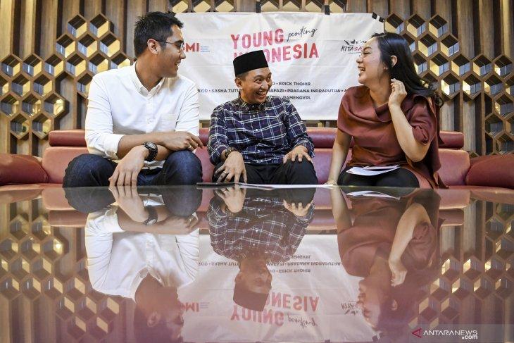 Setelah Jokowi-Prabowo, giliran kelompok milenial serukan persatuan