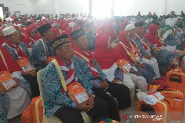 Gubernur Sumut Edy Rahmayadi: Insya Allah jadi haji mabrur
