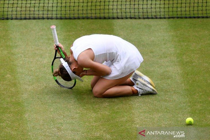 Juara Wimbledon, Halep akan terima anugerah tertinggi di negaranya