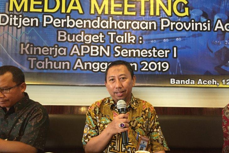 Satuan kerja pengguna APBN Aceh gunakan nontunai mulai  Juli