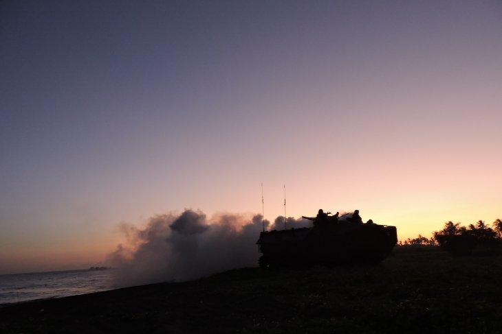 Panglima TNI nyatakan kemampuan profesionalisme prajurit TNI AL meningkat