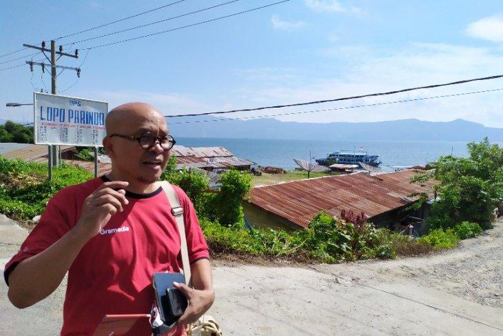 Kang Maman bicara tentang pariwisata Danau Toba