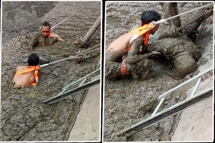 Seorang karyawan PT GSDI  tewas di kolam limbah sawit