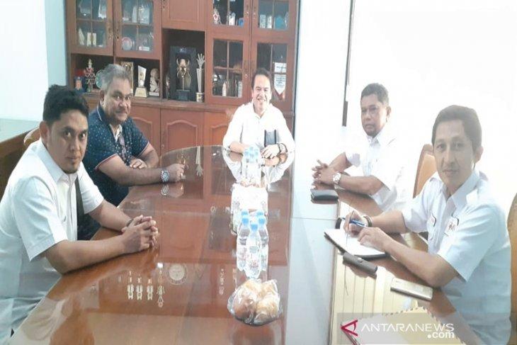 PMI PPU audensi ke Pengurus PMI Provinsi Kaltim