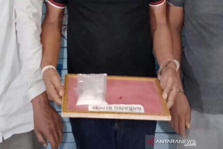 Polisi ciduk pemuda Aceh Utara terkait sabu