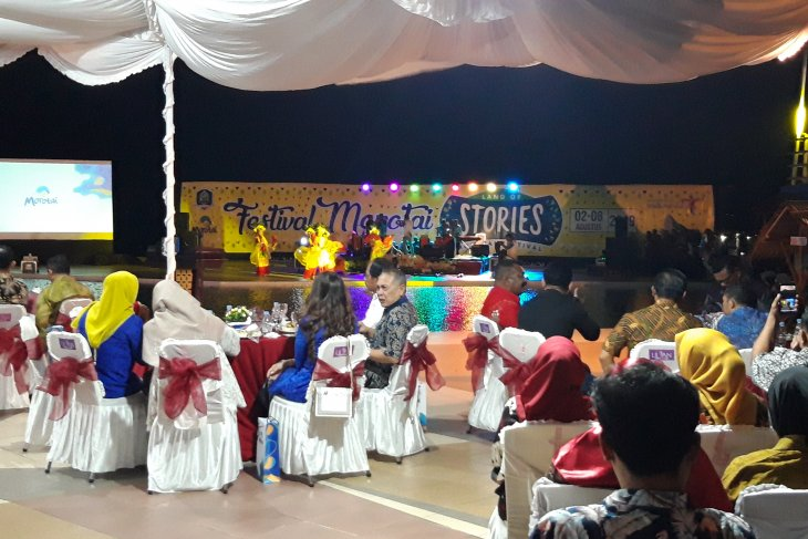 Atraksi musik bambu di Morotai diupayakan masuk rekor MURI