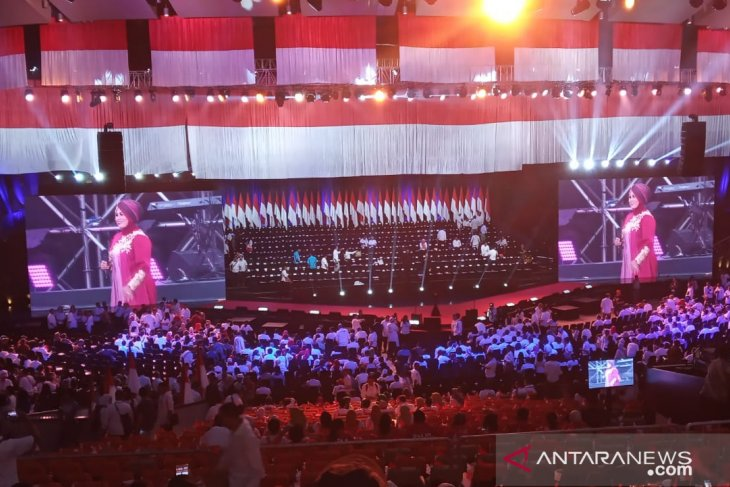 TKN mengundang pendukung Prabowo-Sandi ke