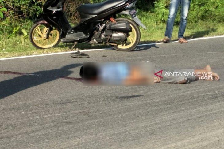 Kecelakaan tewaskan seorang pelajar di Mukomuko