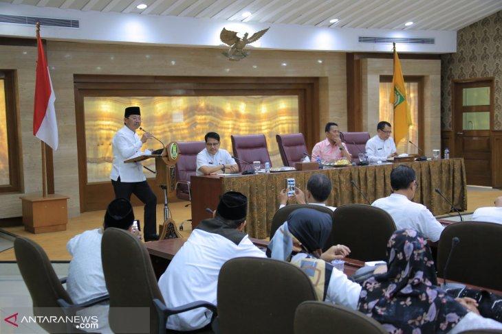 Kepsek di Kota Tangerang diingatkan bangun budaya anti-pungli