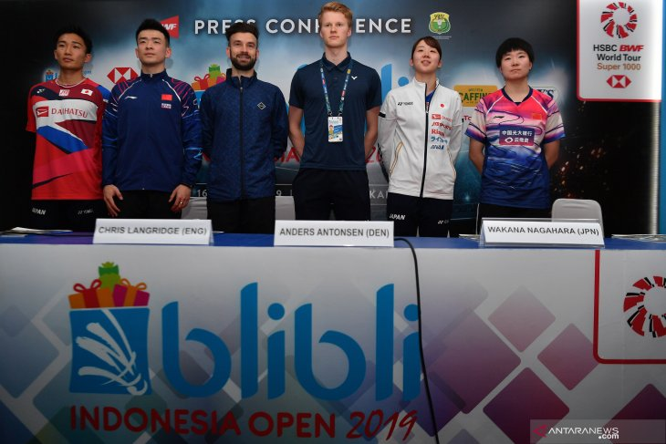Waspadai ganda campuran China di Indonesia Open