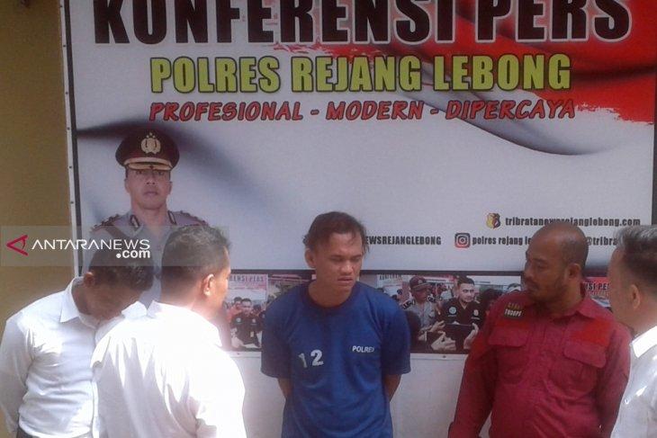Tersangka pembunuhan duda di Rejang Lebong merupakan mantan atlit beladiri