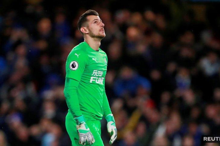 Aston Villa tertarik  kiper Newcastle
