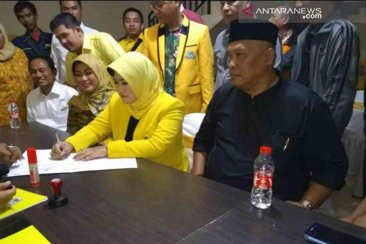Dua nama cawabup Bekasi diserahkan ke DPP Partai Golkar