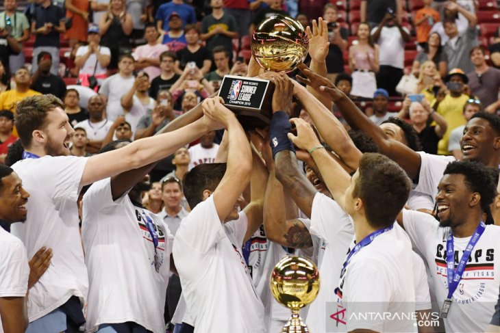 Memphis Grizzlies juara NBA Summer League
