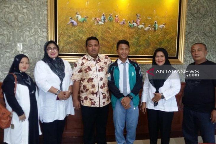 Siswa SMAN 3 Tanjungbalai duta Sumut di FAN 2019