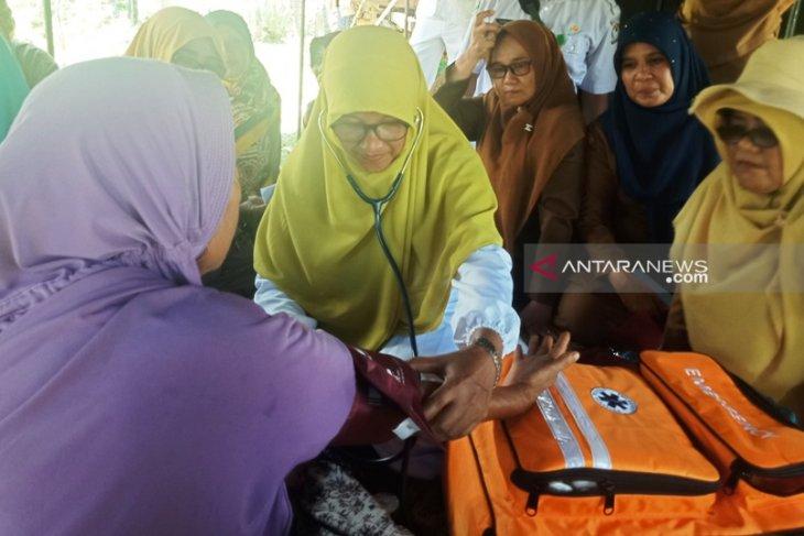 Dinkes Aceh Barat fokuskan pelayanan kesehatan warga  terpencil