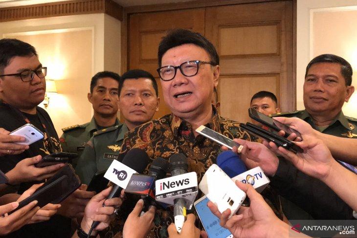 Presiden perintahkan atasi kekeringan, Kemendagri anggarkan APBD
