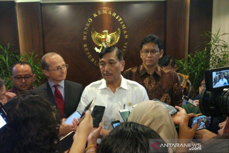 Luhut  pelajari laporan INACA ke Ombudsman soal tiket pesawat
