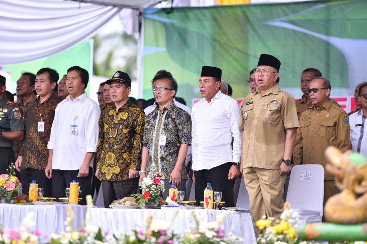 Pemprov Sumut prioritaskan program pembangunan daerah agraris